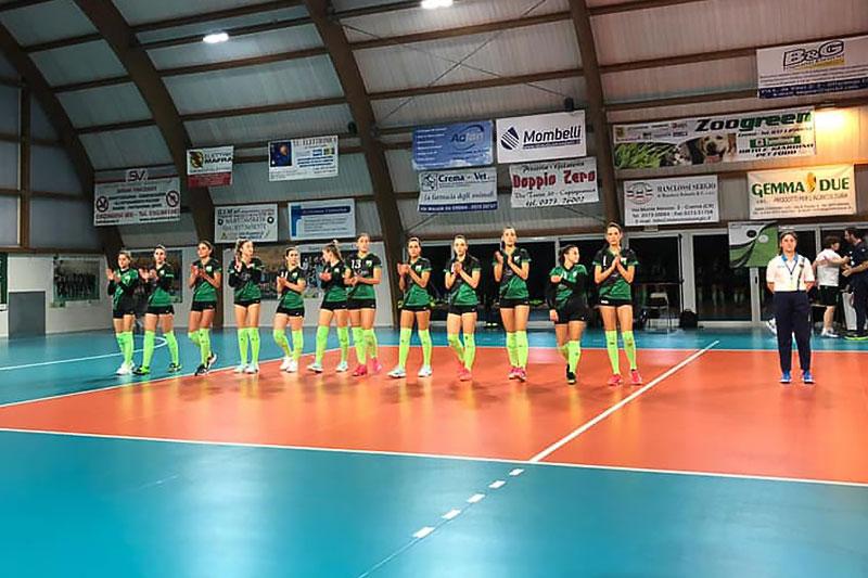 Zoo Green festeggia la prima vittoria tonda, con Viadana è 3-0 - Sportgrigiorosso