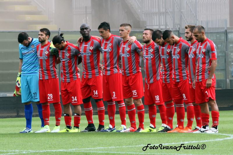 Frosinone, inaugurato nuovo stadio